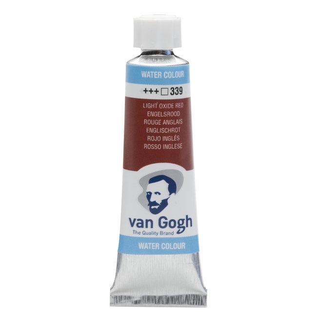 Van Gogh Aquarelverf Tube 10 ml Engelsrood 339
