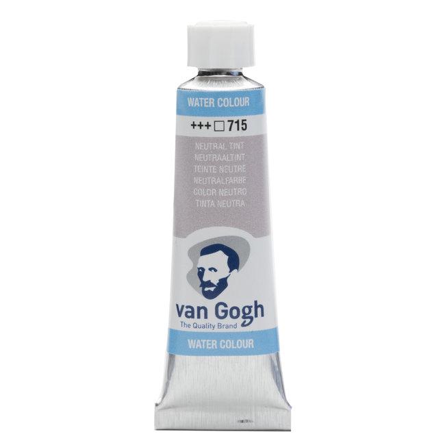 Van Gogh Aquarelverf Tube 10 ml Neutraaltint 715