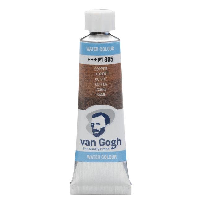 Van Gogh Aquarelverf Tube 10 ml Koper 805