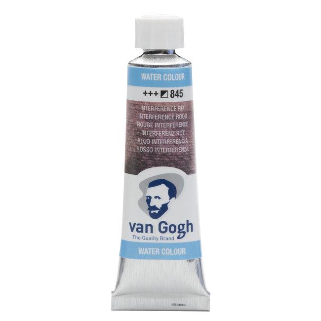 Van Gogh Aquarelverf Tube 10 ml Interference Rood 845