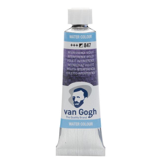 Van Gogh Aquarelverf Tube 10 ml Interference Violet 847