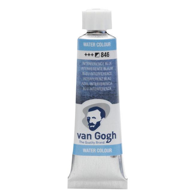 Van Gogh Aquarelverf Tube 10 ml Interference Blauw 846