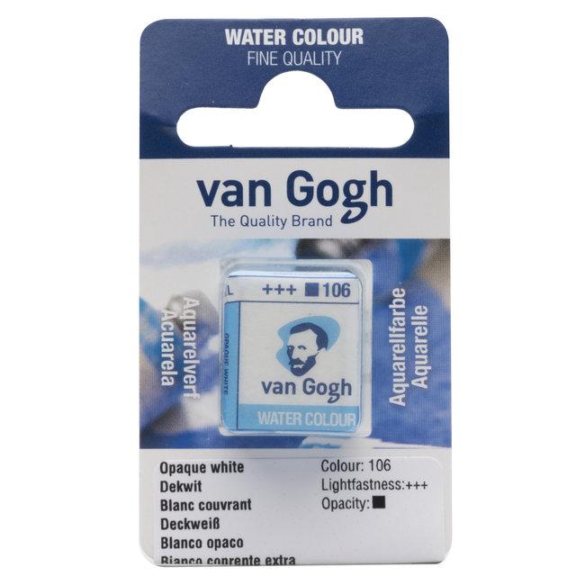 Van Gogh Aquarelverf Napje Dekwit 106