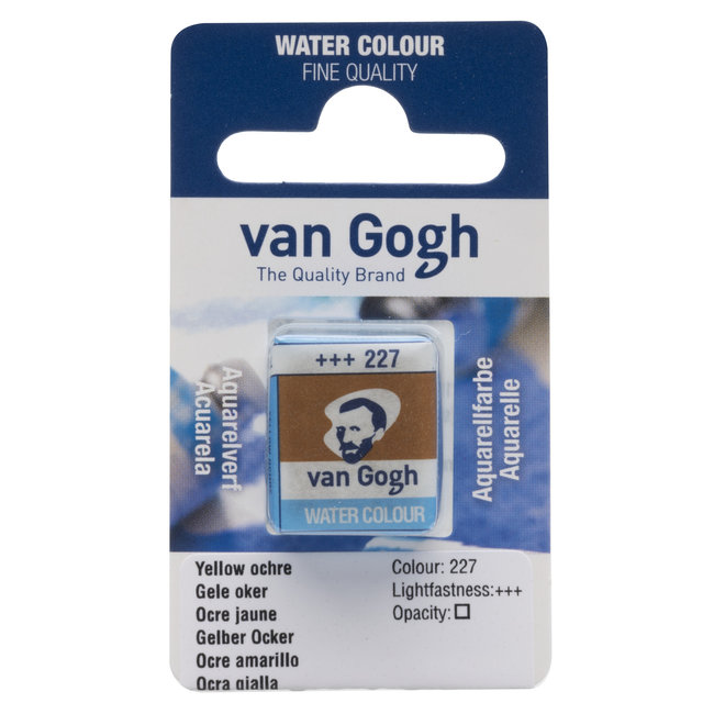 Van Gogh Aquarelverf Napje Gele Oker 227