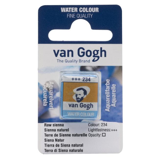 Van Gogh Aquarelverf Napje Sienna Naturel 234