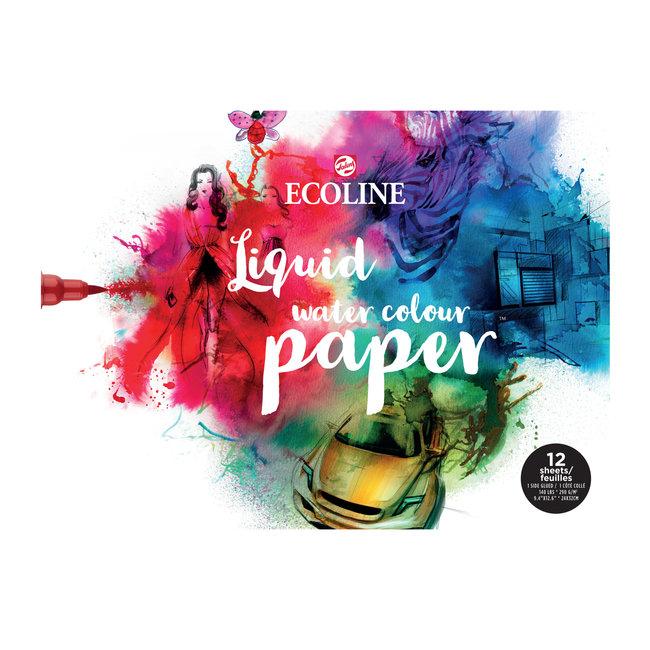 Ecoline Papierblok 24X30 m Usa