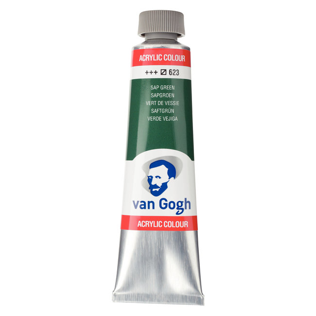 Van Gogh Acrylverf Tube 40 ml Sapgroen 623