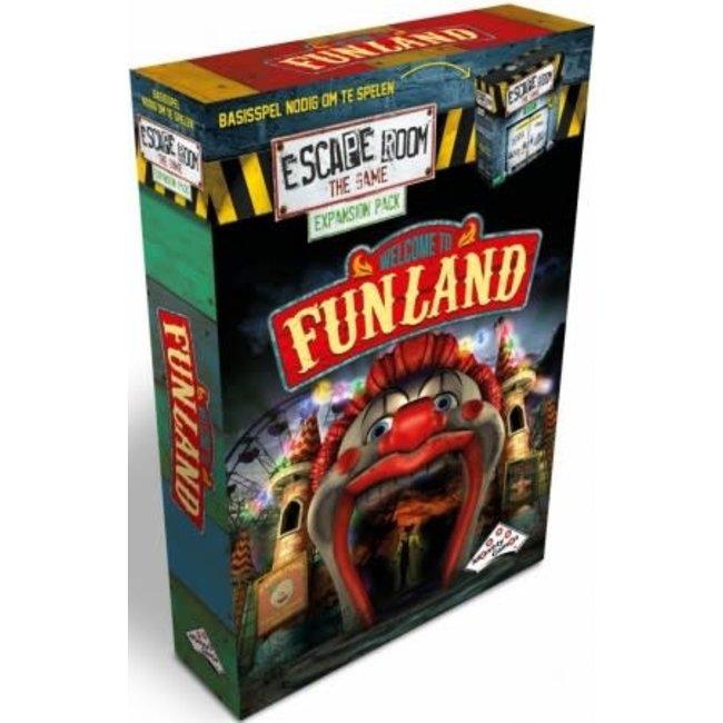 Escape Room uitbreidingset - Welcome to Funland