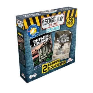 Identity Games Escape Room The Game - 2 Spelers Editie