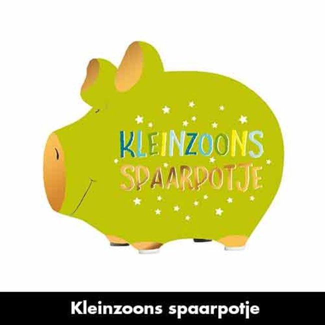 Spaarvarken Kleinzoons spaarpotje