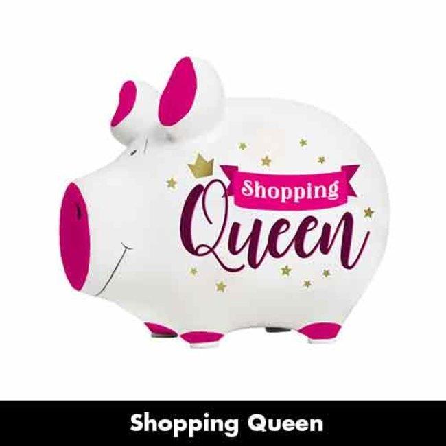 Spaarvarken Shopping Queen