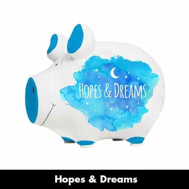 Spaarvarken Hopes & Dreams
