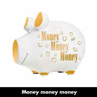 Artige Spaarvarken Money money money
