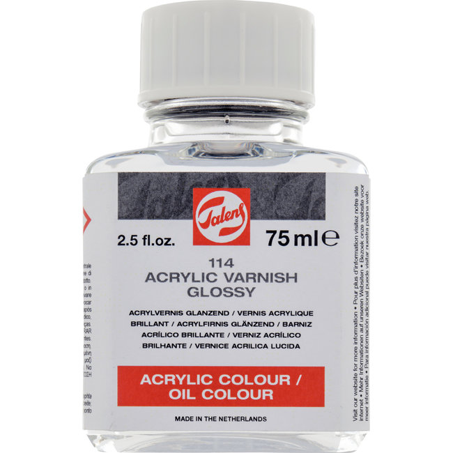 Acrylvernis glanzend flacon 114 75 ml