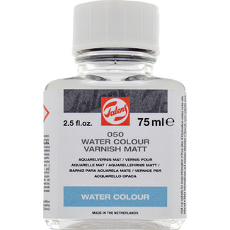 Royal Talens Aquarelvernis mat flacon 050 75 ml