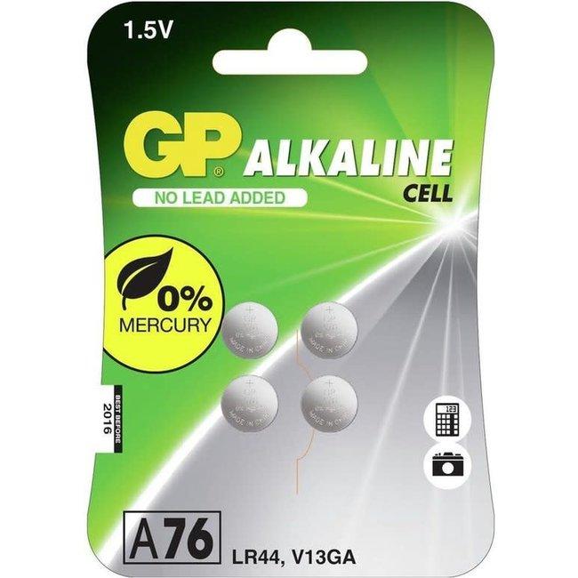 GP Alkaline 76A (LR44)