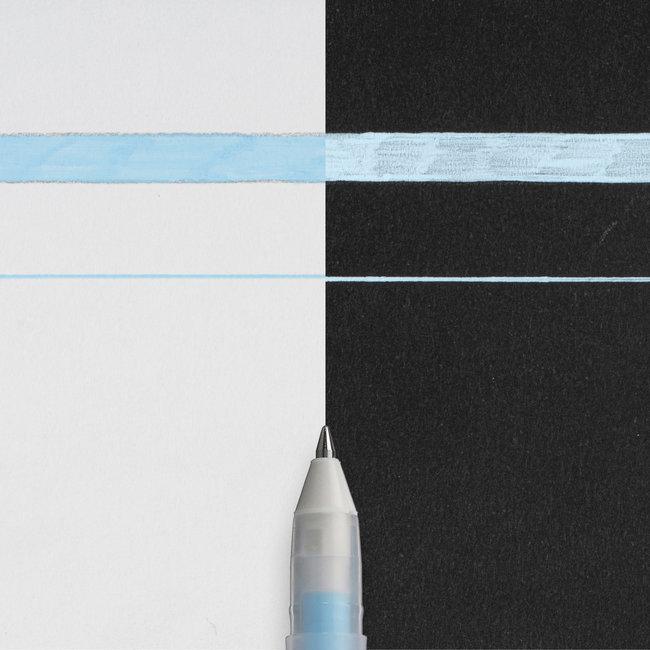 Gelly Roll Moonlight 06 0.35 mm Hemels Blauw