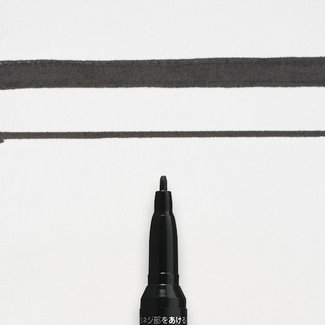 Sakura Sakura Pen-Touch Fine Zwart