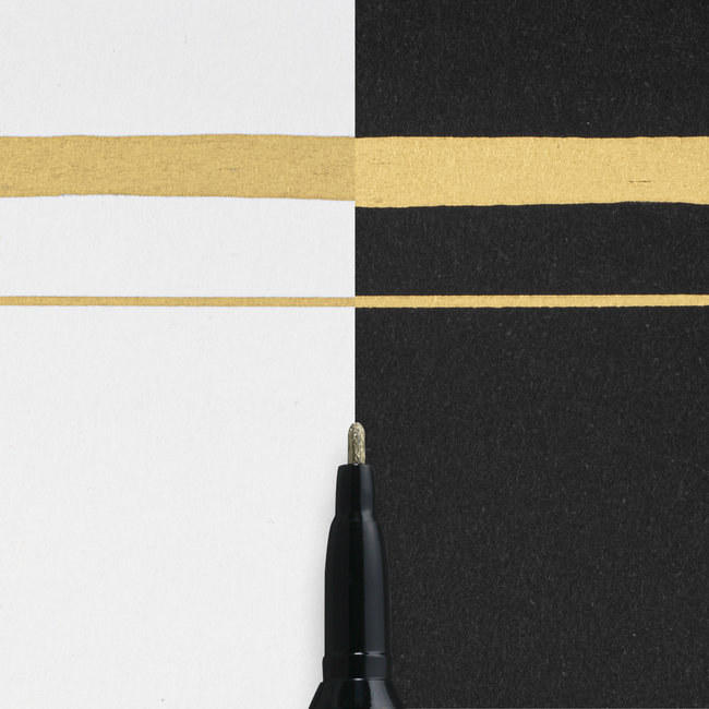 Sakura Pen-Touch Fine Goud
