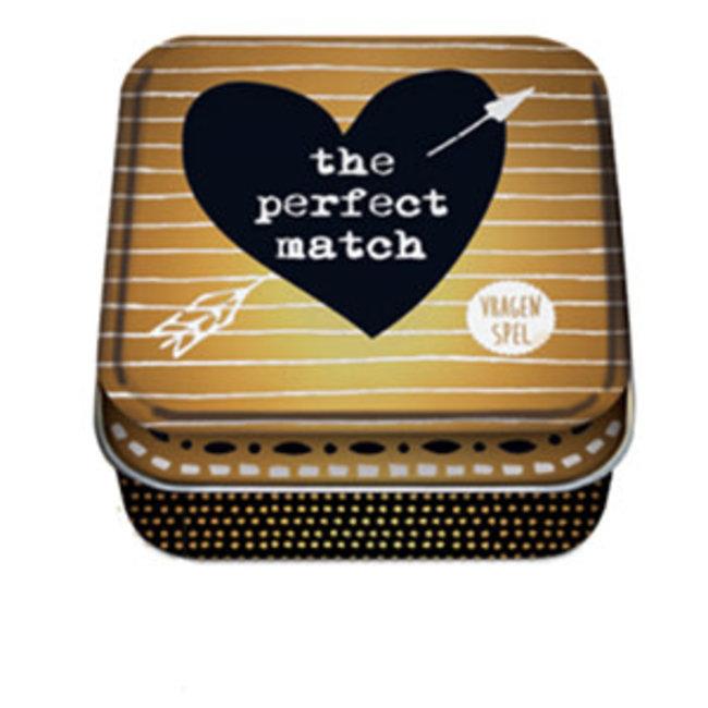 Lovegames: The perfect match - vragenspel