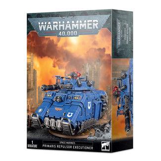 Warhammer Space Marines: Primaris Repulsor Executioner