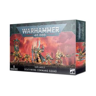 Warhammer Dark Angels: Deathwing Command Squad