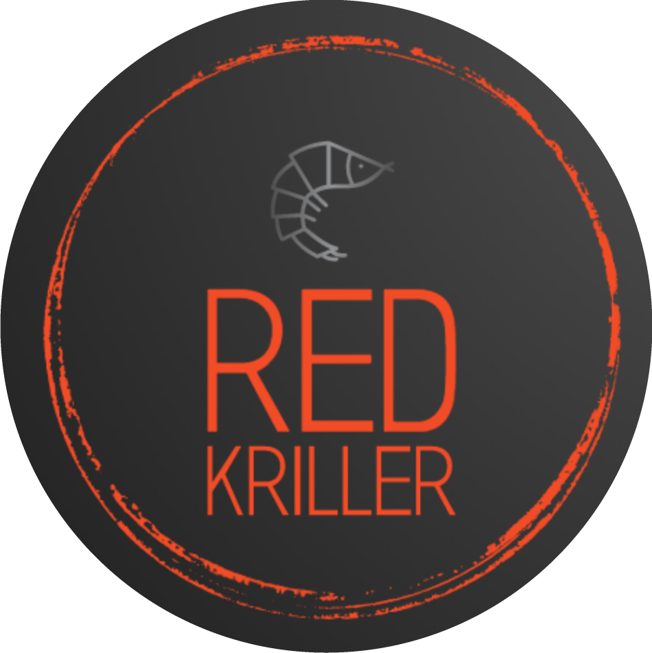 Red Kriller Boilies Logo