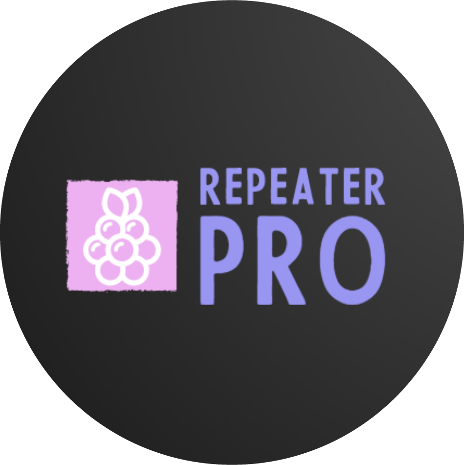 Repeater PRO Boilies logo