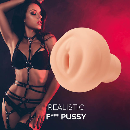 SHAKE Masturbator Realistic F*** Pussy