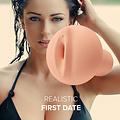 SHAKE Masturbator Realistic First Date