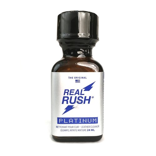 Leather Cleaner Rush Real Platinum (144 Stück)