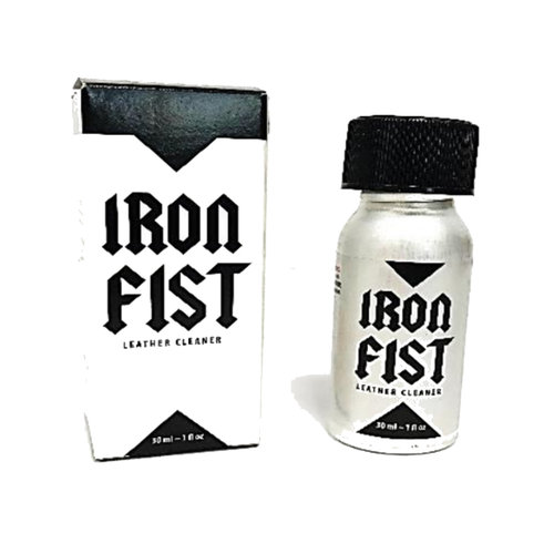 Leather Cleaner Iron Fist