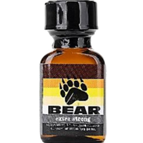 Leather Cleaner Bear