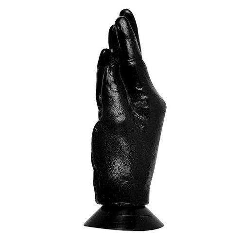 All Black Fisting Toy 21 x 6,5 cm