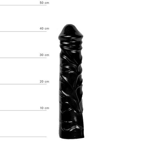 All Black Anal Dildo 31 x 6,5cm
