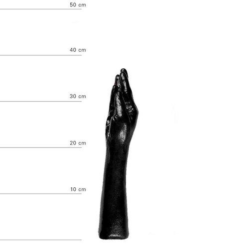 All Black Fisting Toy 37 x 7 cm