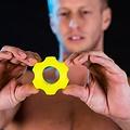 ZiZi XXX Cockring JET 6cm outer - 2,7cm inner