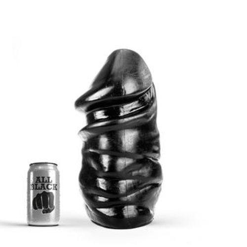 All Black Giant Dildo 32 x 16,5cm