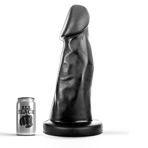 All Black Dildo 29 x 8,5cm