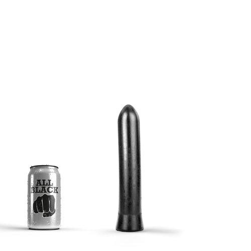 All Black Analdildo 22 x 5cm
