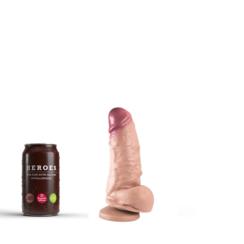 Dildo Harry mit Saugnapf 16 x 5.5cm