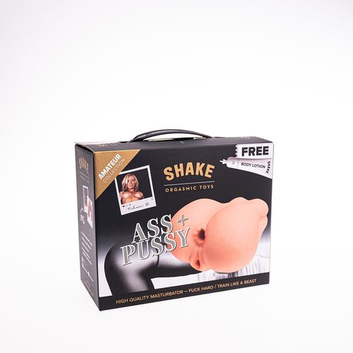 SHAKE SHAKE: Tiny Case - Ass + Pussy
