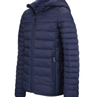 KARIBAN KARIBAN Jacket men met kap