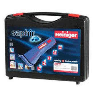 HEINIGER HEINIGER Saphir tondeuse met scheerkop 10 en 2 batterijen