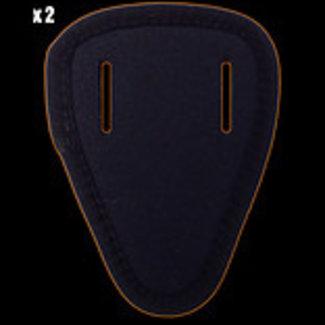 eQUICK EQuick e up velcro protection black