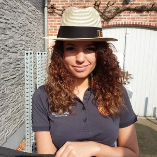 KINGSLAND KINGSLAND Eeklo equibel unisex straw hat