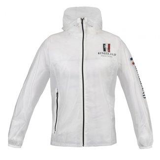 KINGSLAND KINGSLAND clessic rain jacket transparant B