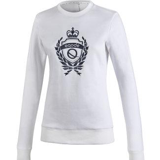 EQUILINE EQODE by equiline women sweatshirt felpa