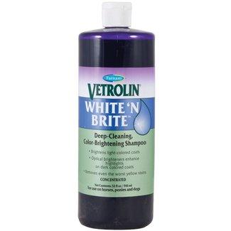 FARNAM VETROLIN white'n brite shampoo 1L