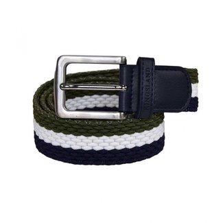 KINGSLAND KINGSLAND logan unisex braided belt